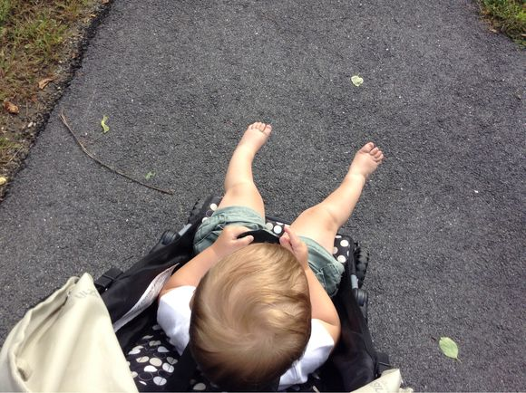 :: photo friday :: fat little legs